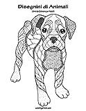 Disegnini di Animali Libro da Colorare per Adulti 1: Volume 1