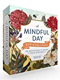 A Mindful Day 2019 Daily Calendar: 365 Meditations to Inspire Peace & Balance