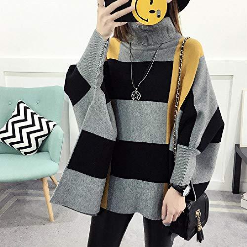 LILIZHAN Vrouwen Trui Vrouwelijke Trui Mode Herfst Winter Plus Size Sjaal Warm Casual Losse Gebreide Tops