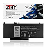 ZTHY New 62WH 6MT4T Laptop Battery Replacement for Dell Latitude E5470 Latitude E5570 Pricision 3510 Notebook PC, fits 7V69Y TXF9M 0C1P4 79VRK 07V69Y 7.6V
