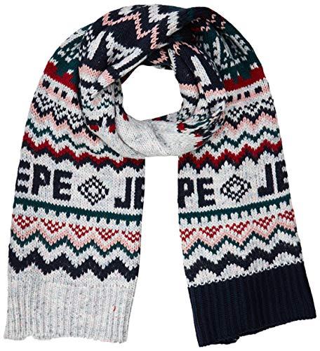 Pepe Jeans Damen Omar Scarf Schal, (Multi 0aa), One Size
