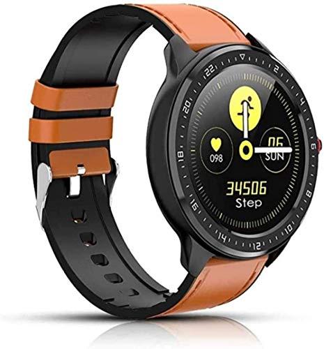 JSL Reloj inteligente para teléfonos Android iOS 1 3 pantalla táctil Bluetooth Fitness Tracker Relojes para hombres y mujeres IP67