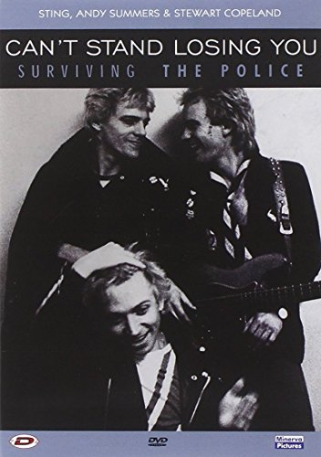 The Police  - Can't Stand Losing You - Surviving The Police [Italia] [DVD]