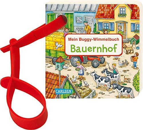 Buggy-Bücher: Mein Buggy-Wimmelbuch: Bauernhof