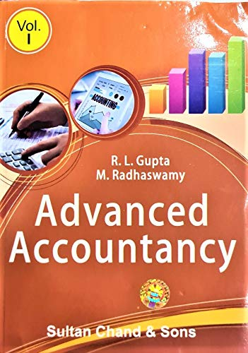 Advanced Accountancy: Theory, Method and Application - Vol. 1