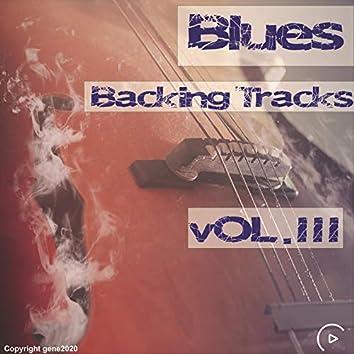 Blues Backing Track, Vol. III