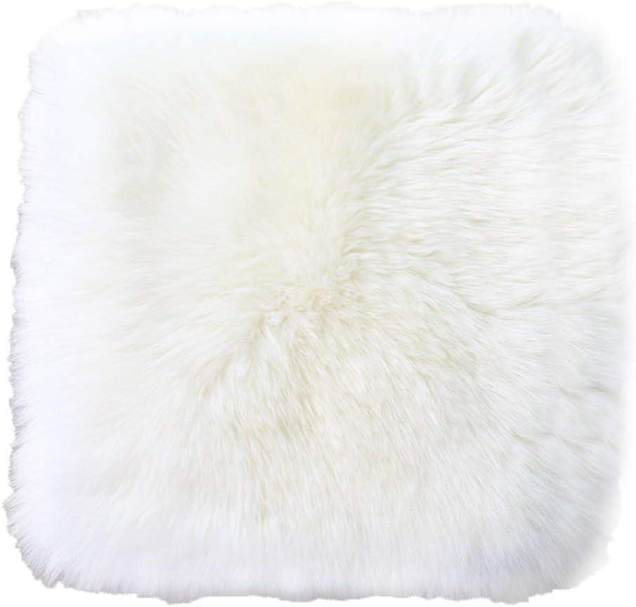 Over item handling ☆ Sell4Style specialty shop 18 Inch Australia Genuine Car Seat Cushion Sheepskin