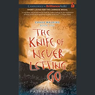 The Knife of Never Letting Go cover art