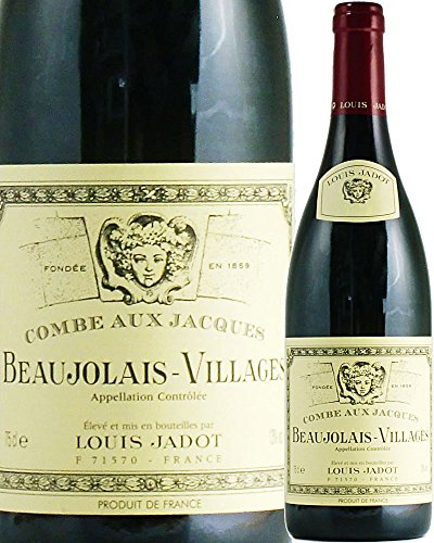 Louis Jadot Beaujolais Villages Rouge AOC 2018 trocken (0,75 L Flaschen)