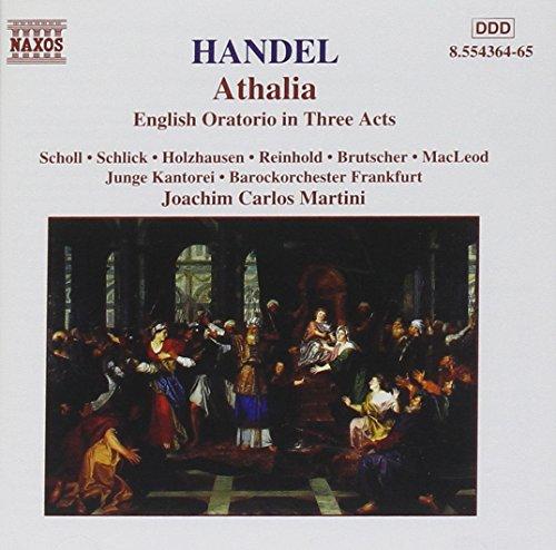 Haendel Athalia Schlick