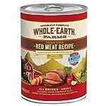 PEDIGREE Chopped Ground Dinner Wet Dog Food, 13.2 oz. Cans
