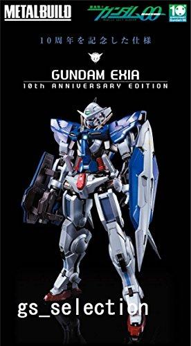 METAL BUILD GN-001 Gundam Exia 10th ANNIVERSARY EDITION