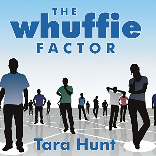 The Whuffie Factor audiobook cover art
