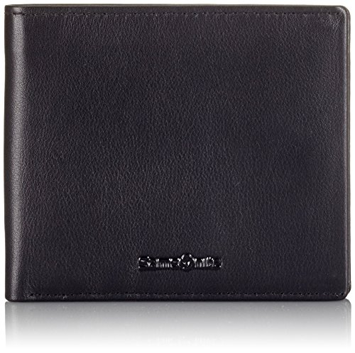 Samsonite - Success SLG Billfold 8CC+H FL+Wind+Coin+2C Münzbörse, 12 cm, Black