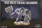 Warhammer 40,000 - Space Wolves Venerable Dreadnought - 53-12
