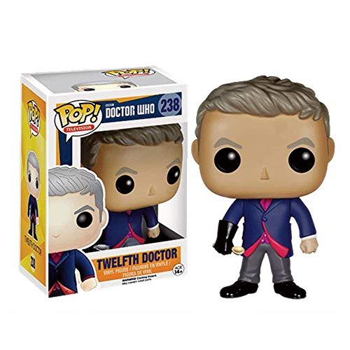Funko Who-12Th with Spoon Doctor Who Figurina, Multicolore, 5720