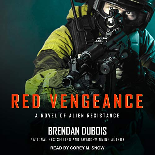 Dark Victory Series 2, Red Vengeance cover art