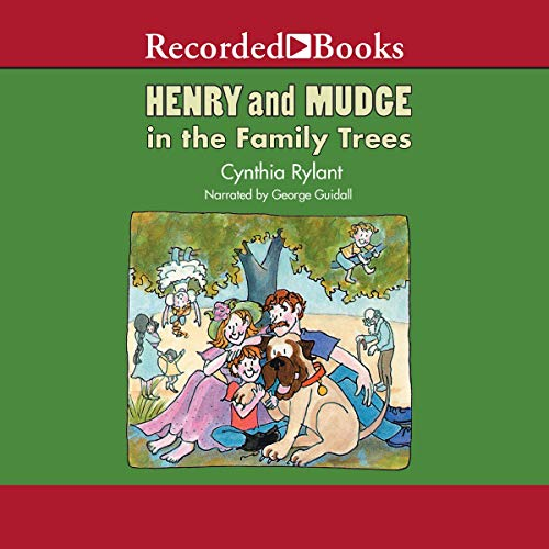 Couverture de Henry and Mudge in the Family Trees