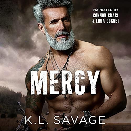 Mercy (Ruthless Hellhounds MC) cover art