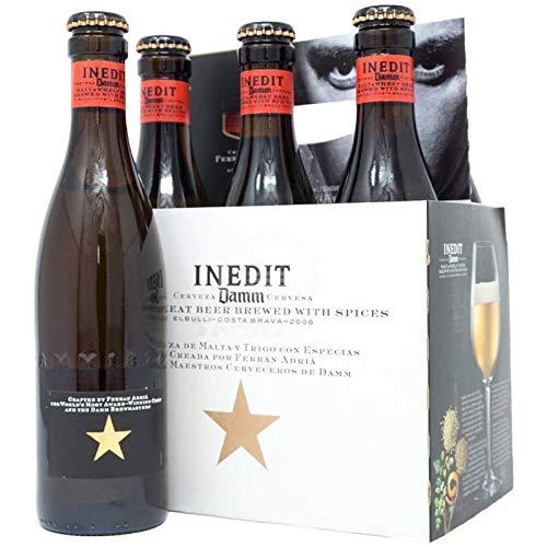 Damm Inedit Bier, Reserva Especial (PACK 24x33cl Flaschen) | VERKAUFT VON AMZ_store | Beer, Sor, Ol, Cerveza, Piwo, Olut, Biere, пиво, estrella damm bier, biere der welt, bier set