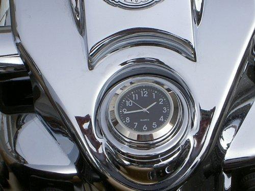 Riders Passion Fork Lock Clock, Harley Road King