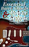 Essential Barre Chords & Power Chord Lessons: 35 Bar Chord & Power Chord Lessons