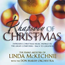 Rhapsody of Christmas I by Linda Mckechnie
