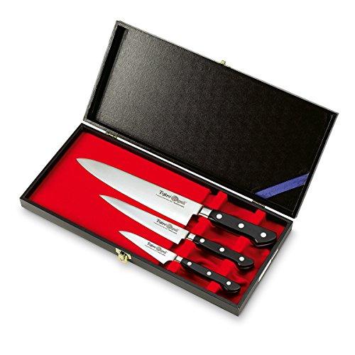 Tojiro Messer Geschenkset A 3tlg DP 3 Lagen HQ ID4895
