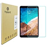 Ytaland Tempered Glass for Xiaomi Mi Pad 4 Tablet 8 Inch, Anti-Fingerprints Thin Screen Protector for Xiaomi Mi Pad 4 Tablet