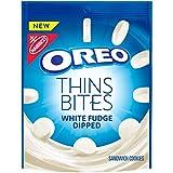 Oreo Thins Bites White Fudge