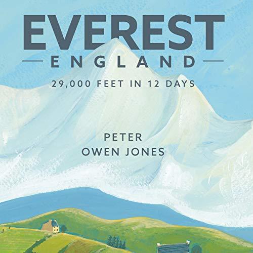 Everest England: 29,000 Feet in 12 Days cover art