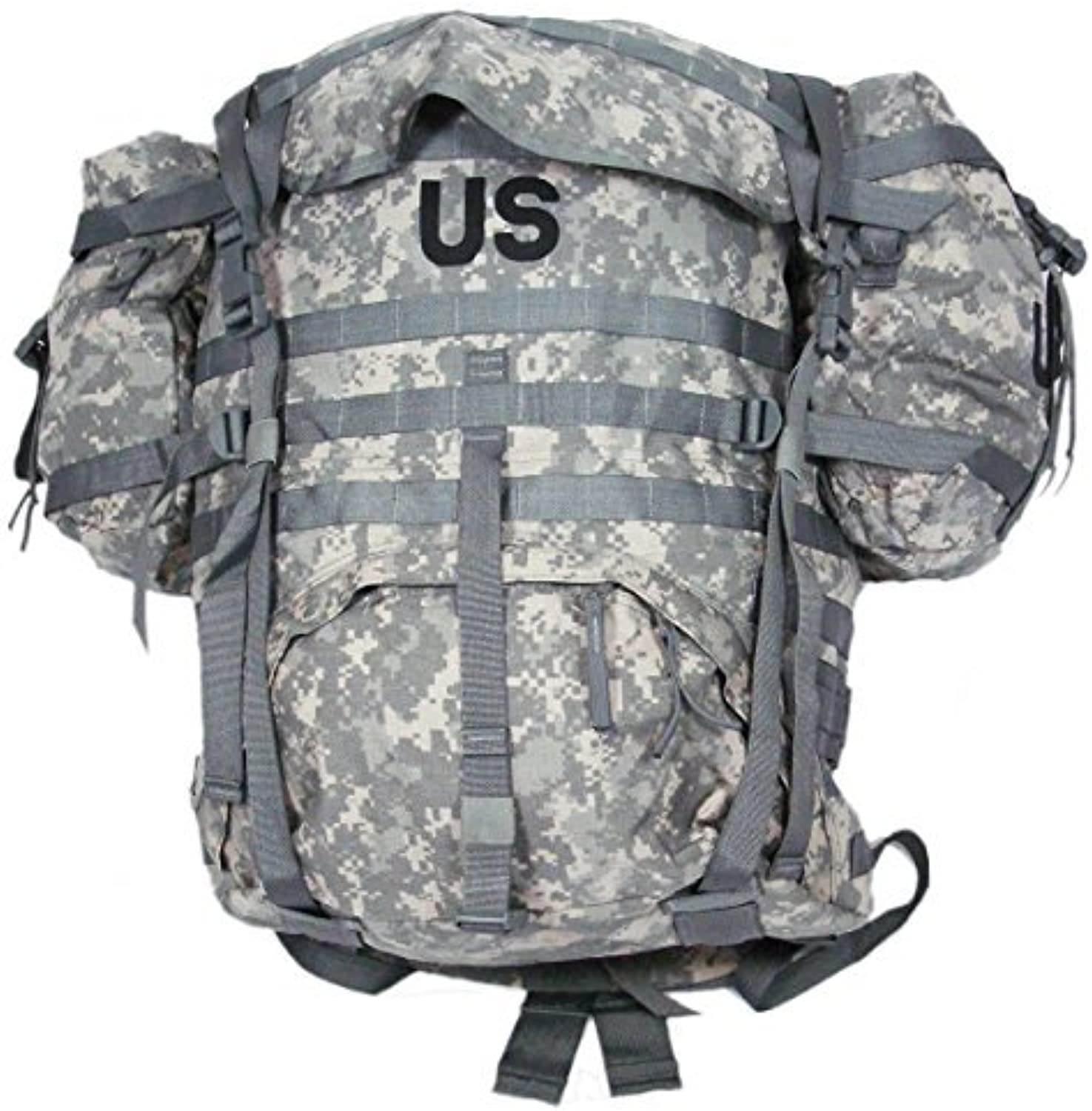 MOLLE II Rucksack Backpack Assembly (ACU), Large by MOLLE II
