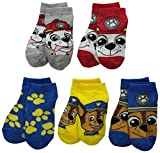 Nickelodeon boys Paw Patrol 5 Pack Shorty Casual...