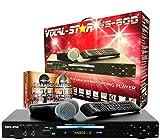 Best Karaoke Machines - Vocal-Star VS-800 Karaoke Machine With 2 Microphones Review