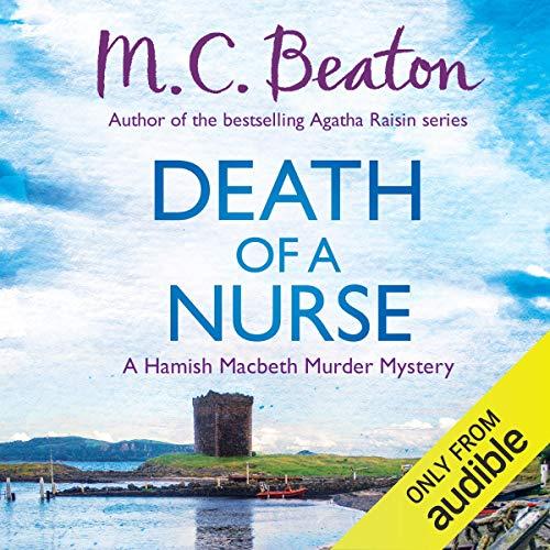 Hamish Macbeth: Death of a Nurse cover art