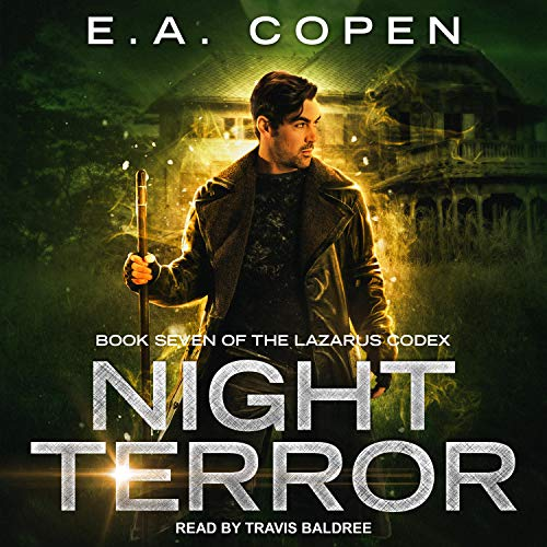 Night Terror Audiobook By E. A. Copen cover art