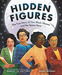 picture book illustrated hidden figures book