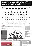 51yx81DeNZL. SL160  - Sehtest beim Augenarzt - Augenerkrankungen erkennen