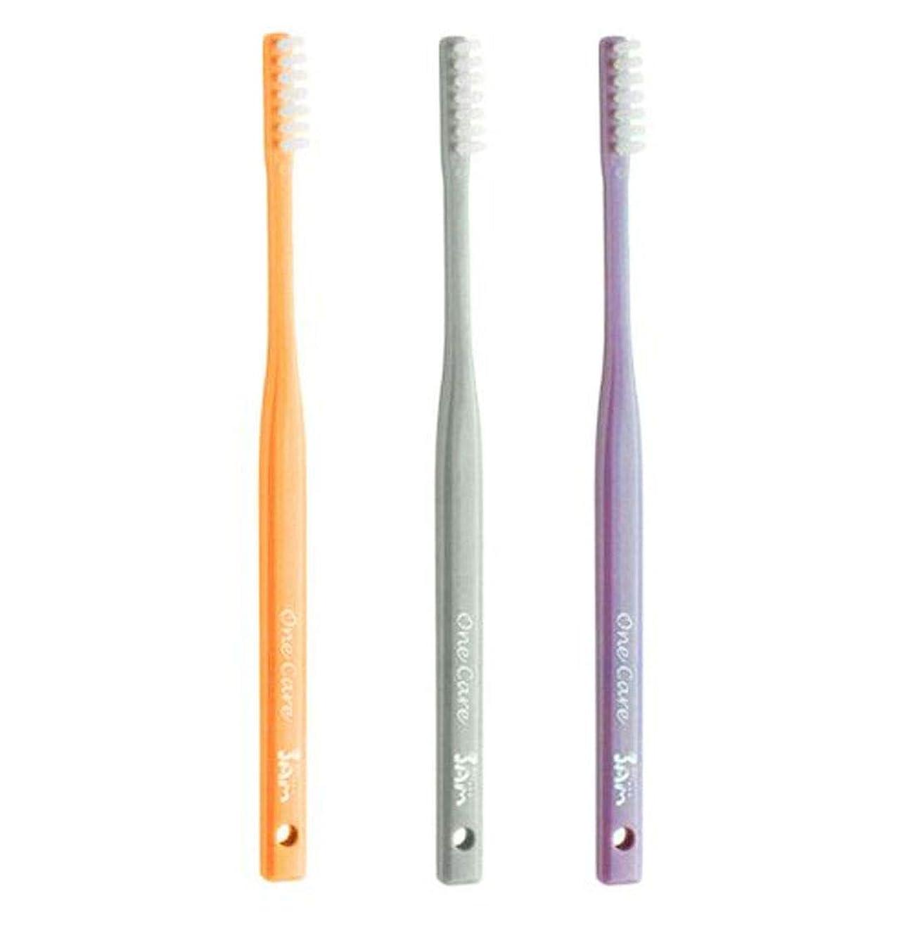 博物館私たちのもの気分サムフレンド 1列 歯ブラシ ワンケア OneCare 5本(アソート)