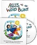 Alles wird Bunt: Neue Herbstlieder von Johannes Stankowski (Buch mit Musik-CD): Neue Kinderlieder von Johannes Stankowski (Buch mit Musik-CD) - Johannes Stankowski