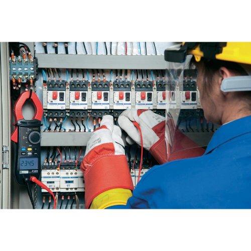 Tragbar Digital Multimeter Stromzange Chauvin Arnoux F205Cat III 1000V, CAT IV 600V Anzeige (Counts):