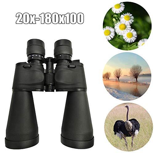 Festnight Ferngläser, Professional Binocular Adjustable 20-180x100 Zoom Binoculars Outdoor Telescope