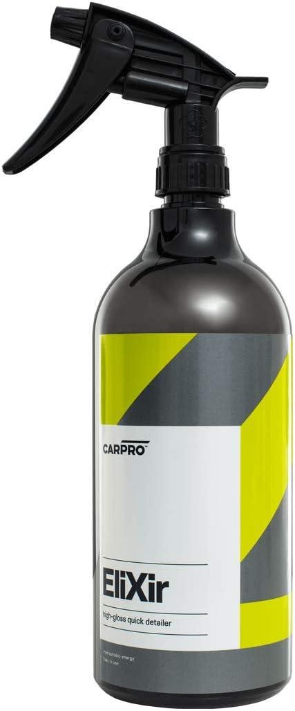 CARPRO Soldering EliXir Quick Detailer with - Sprayer Liter Superlatite Deta 1