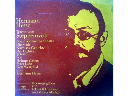 Hermann Hesse - Tractat vom Steppenwolf [Vinyl LP record] [Schallplatte]