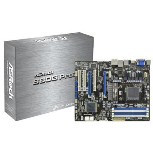 ASRock 880G PRO3 Socket AM3+/ AMD 880G/ Quad&Hybrid CrossFireX/ SATA3&USB 3.0/ A&V&GbE/ ATX Motherboard