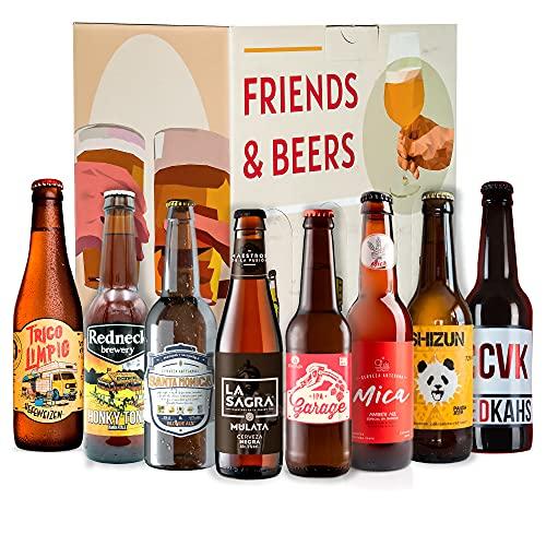 Kit Cervezas Del Mundo Marca OLYMPIC DRINKS