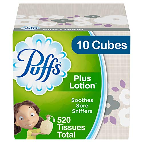 Best puff with lotion soft pack for 2020