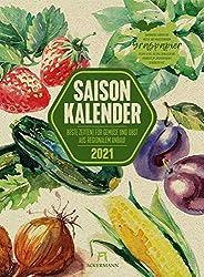 Saisonkalender Gemüse & Obst 2021