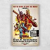 28 cm x 43 cm The Suicide Squad (2021) Poster-Room