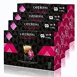 Café Royal Office Pads Lungo Forte - Cápsulas de café tostado (200 unidades)